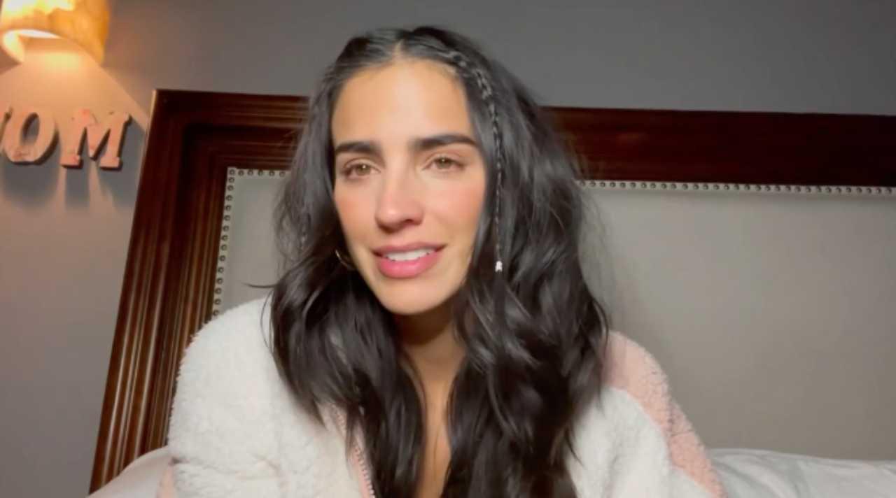 Bárbara de Regil llora en video