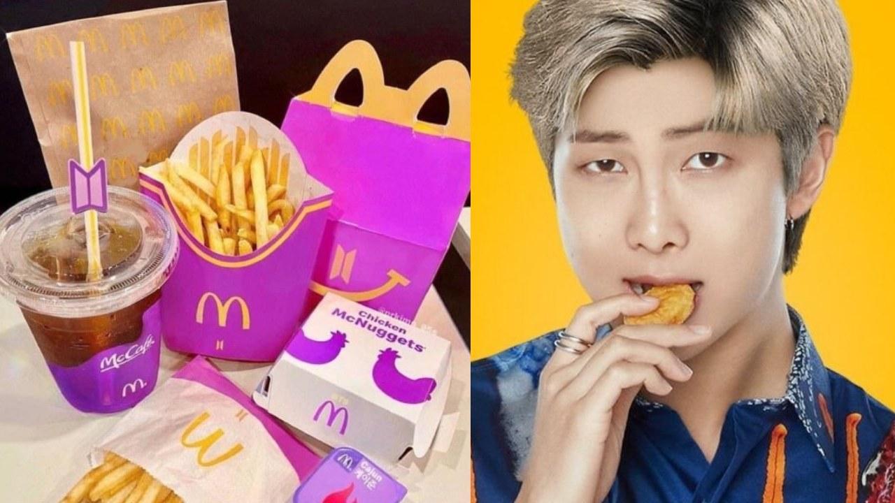 BTS Meal Mexico cuanto costara