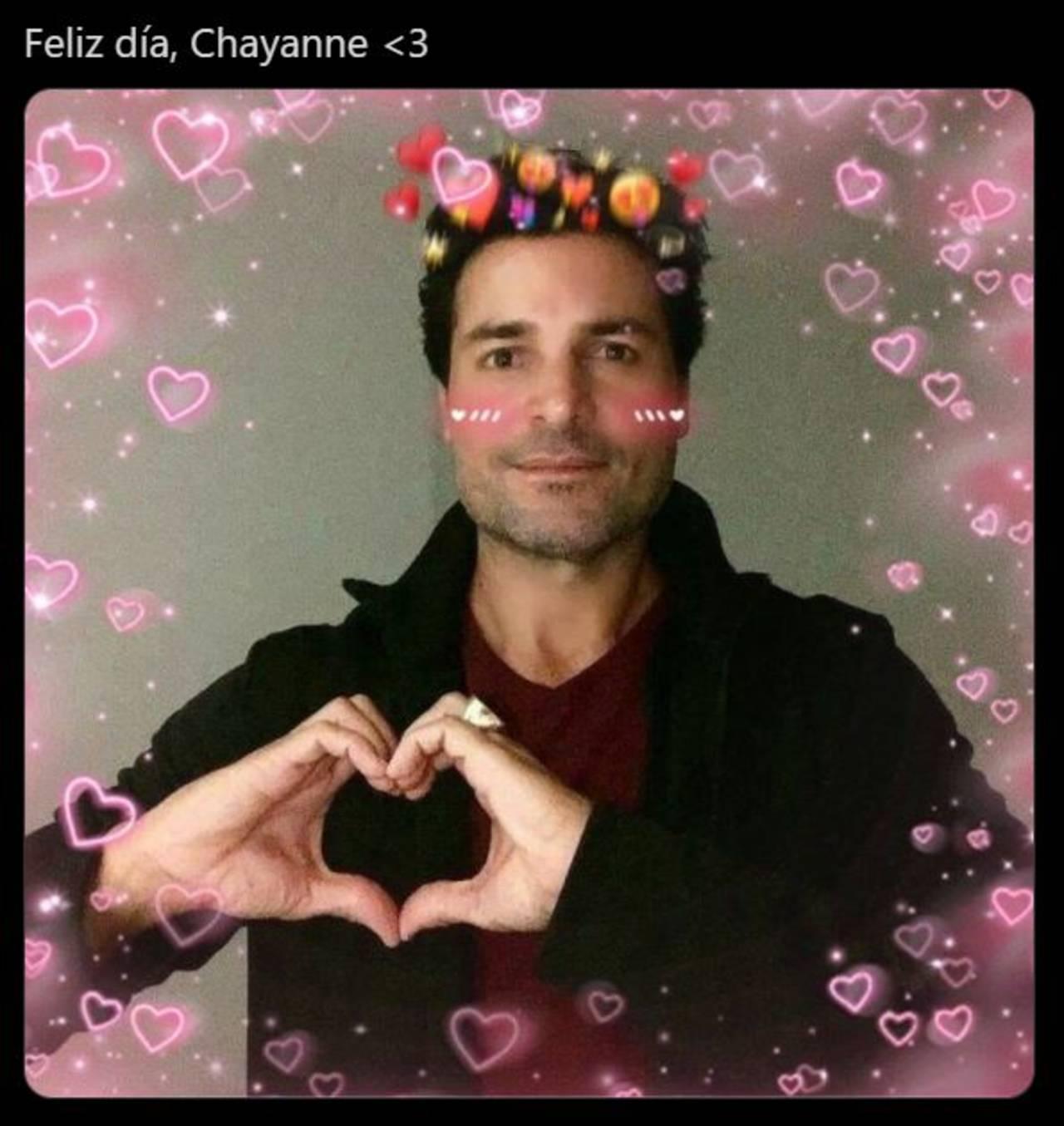 Día del Padre memes Chayanne