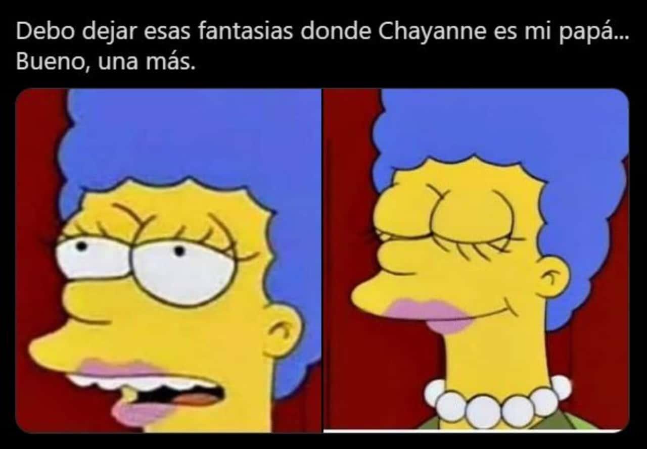 Memes Día del Padre Chayanne