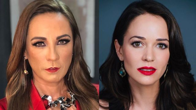 Consuelo Duval confiesa que amenazó con golpear a Laisha Wilkins