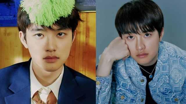DO EXO lanza primer album solista