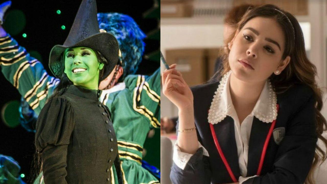 Danna Paola antes y después en fotos
