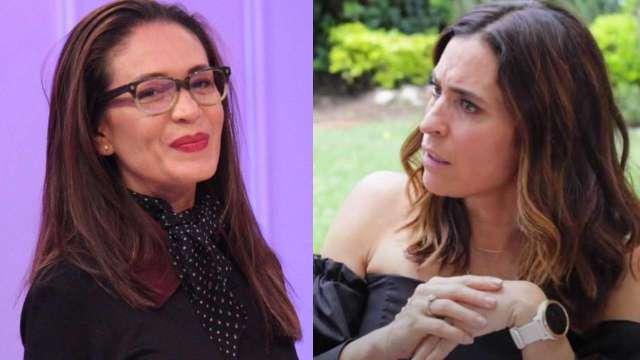 """Yolanda Andrade revela que la corrieron de """"Netas Divinas"""" por culpa de Luz María Zetina"""