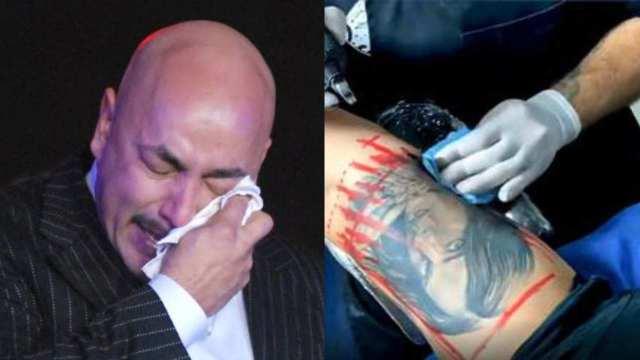 ¿Cuánto le costó a Lupillo Rivera borrar el tatuaje de la cara de Beli?