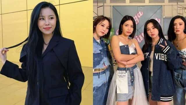 Wheein no renovará contrato y fans se preguntan que pasará con Mamamoo