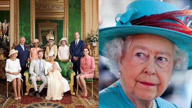 revelan pruebas racismo familia Real