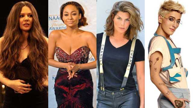 10 famosas lesbianas del espectáculo que todos amamos