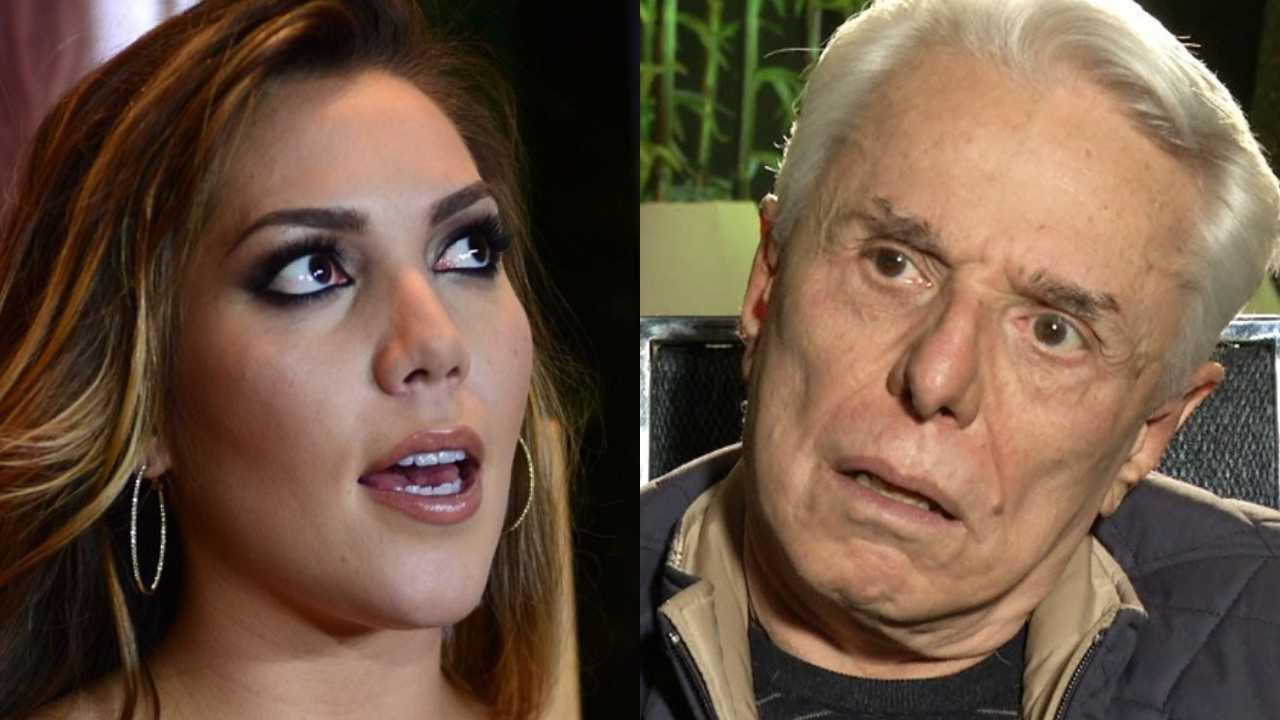 Frida Sofía revela que Enrique Guzmán le ofreció dinero para perdonarlo