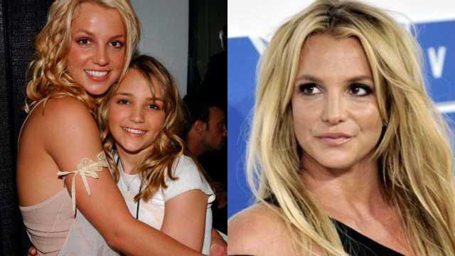 Jamie Lynn Spears reacciona a la tutela de su hermana Britney Spears