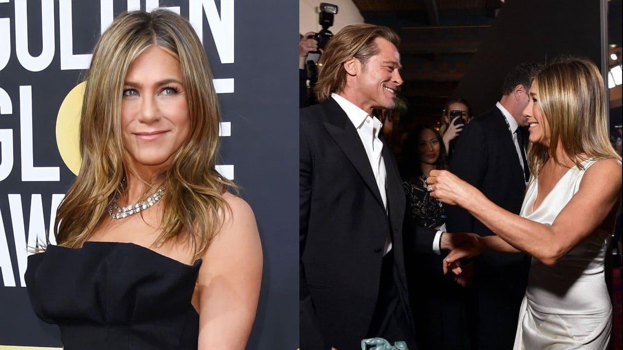 Jennifer Aniston habla relacion Brad Pitt