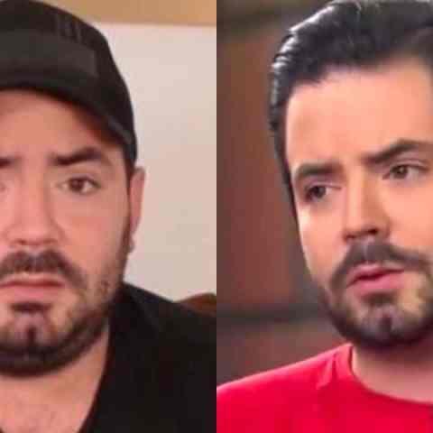 José Eduardo Derbez reaparece y aclara si se robó un celular