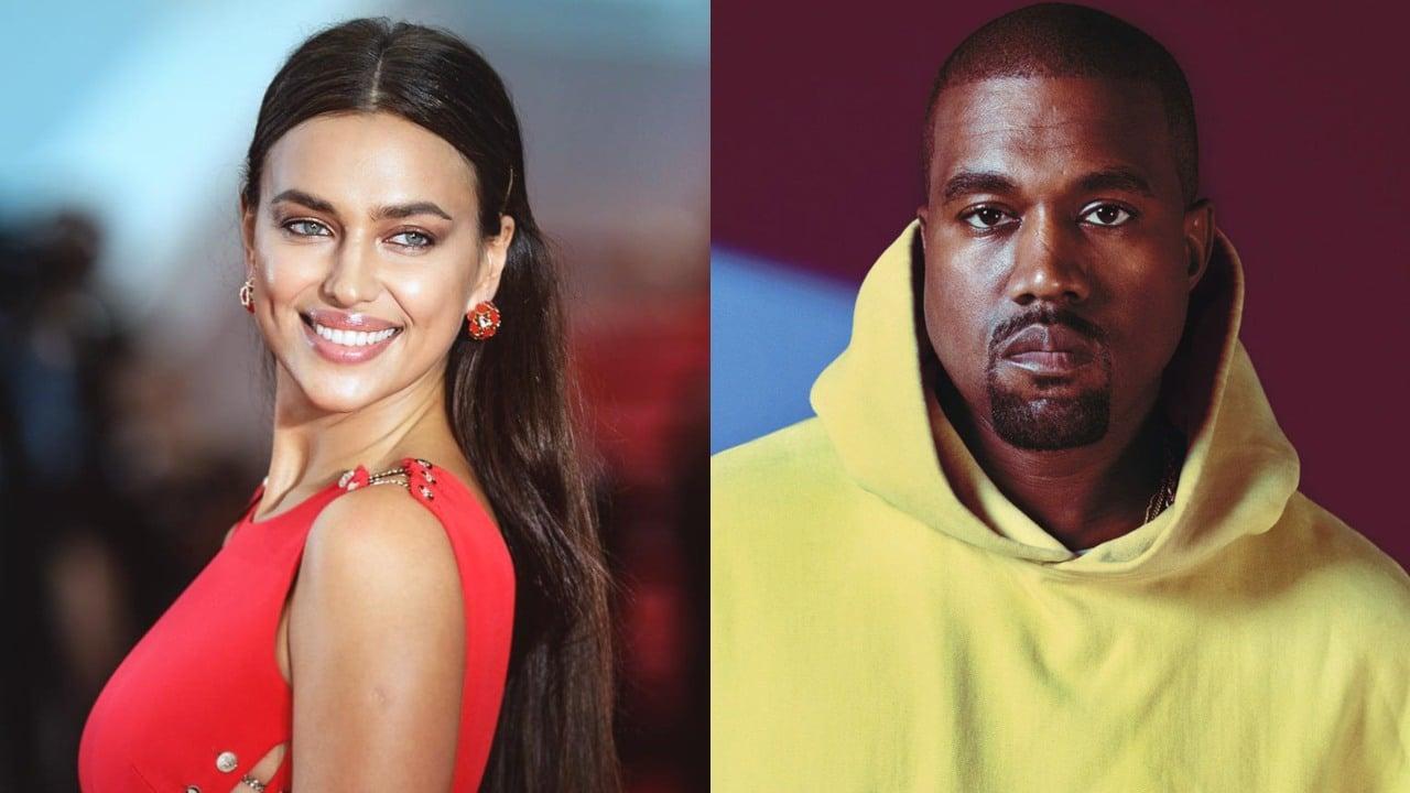 Irina shayk Kanye West estan saliendo juntos