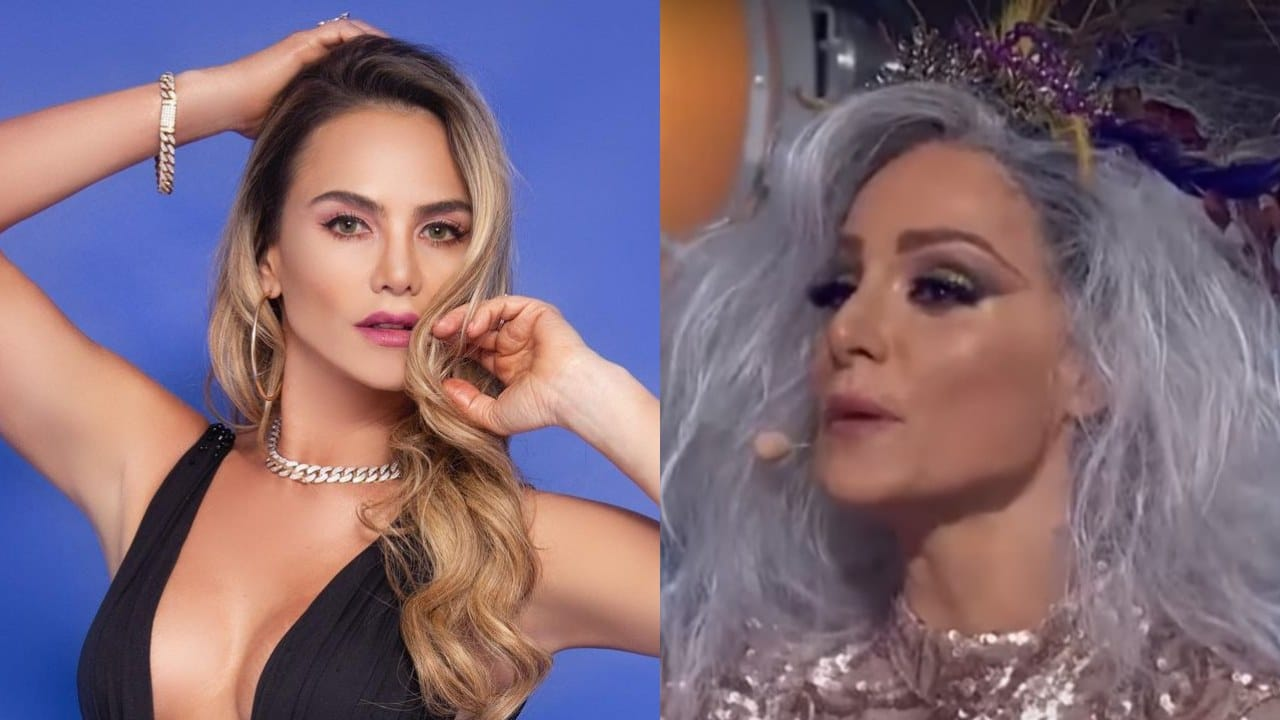 Lolita Cortes critica fuerte Ximena Cordoba