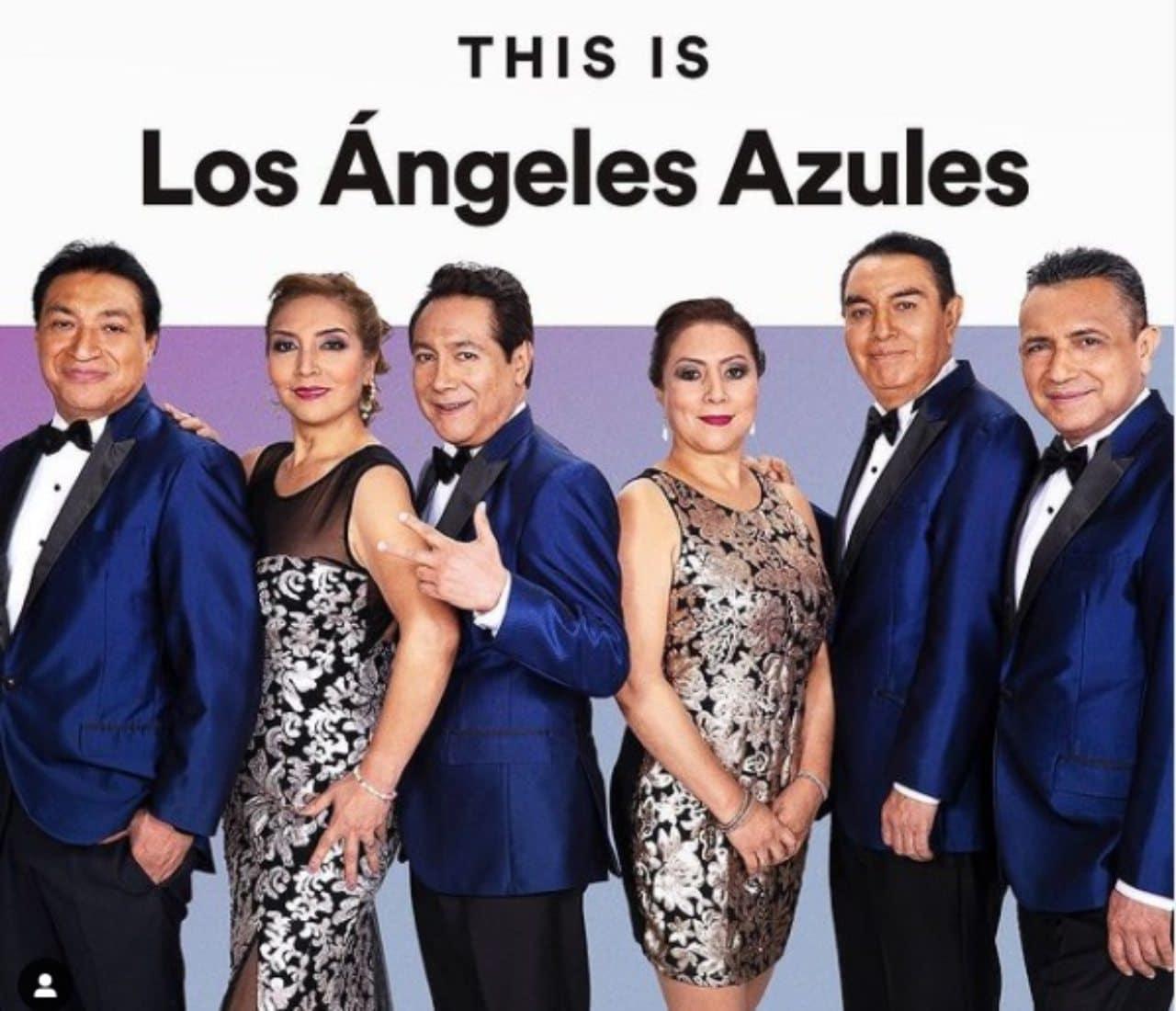 Angeles Azules tweet polemica cancion 17 anos