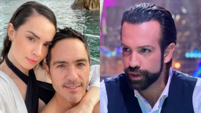 Mauricio Ochmann le bajó a la novia a Diego de Erice, revelan