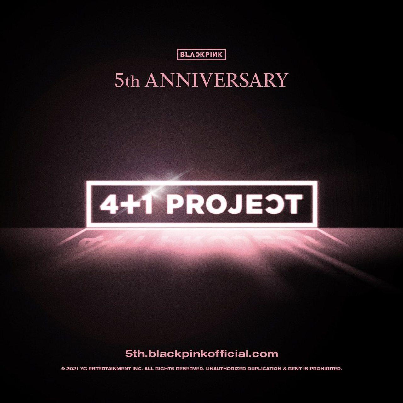 Project 41 Blackpink que es