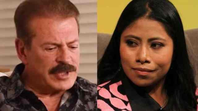 Sergio Goyri admite que se equivocó con Yalitza Aparicio