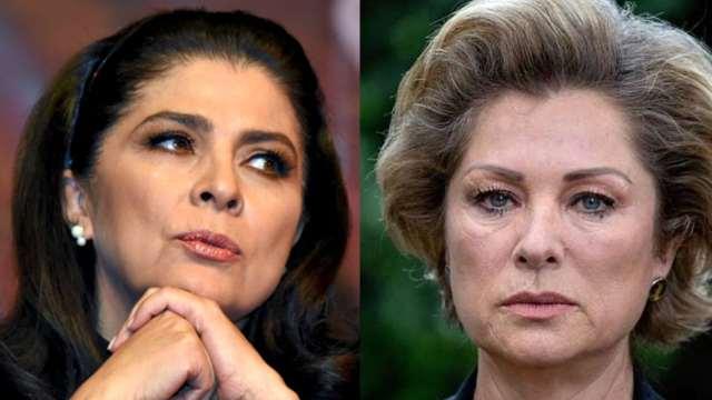 Victoria Ruffo asegura que odia a Leticia Calderon