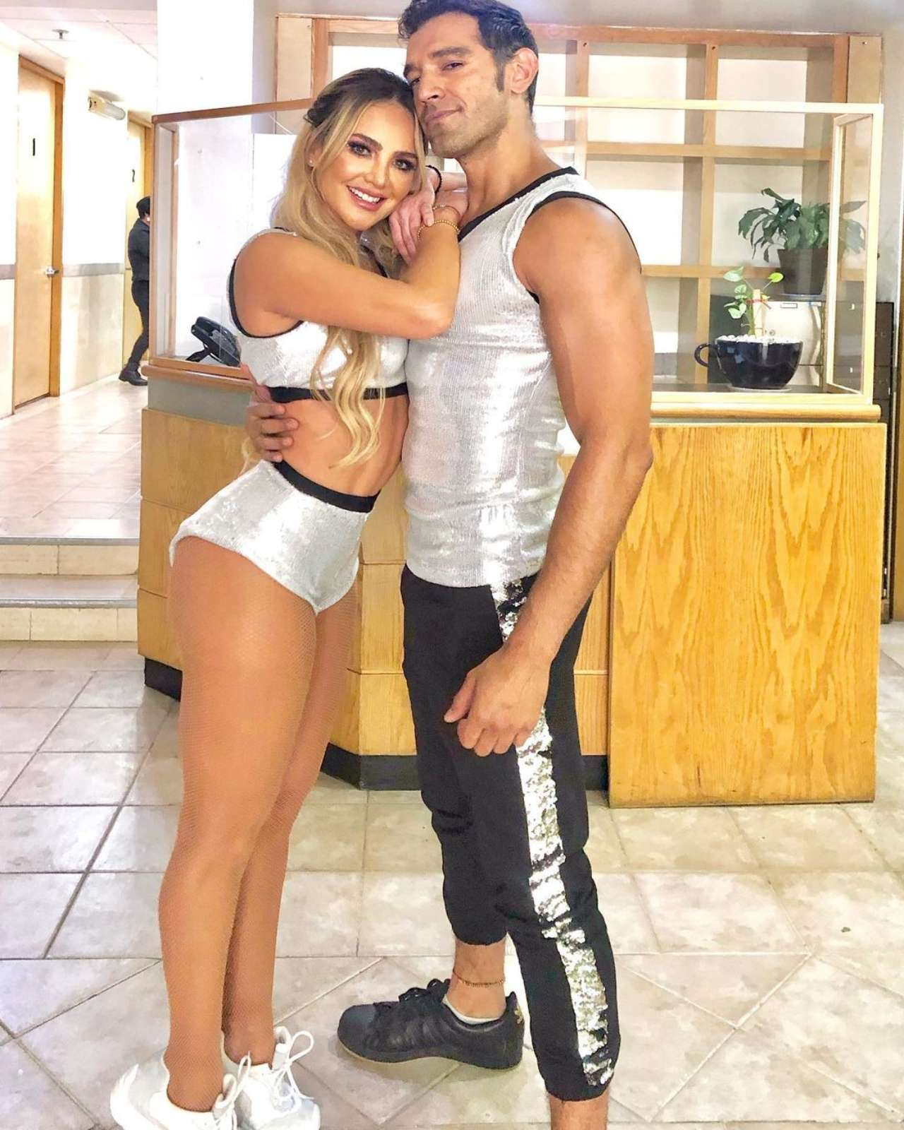 Ximena Cordoba raul pareja reality Hoy