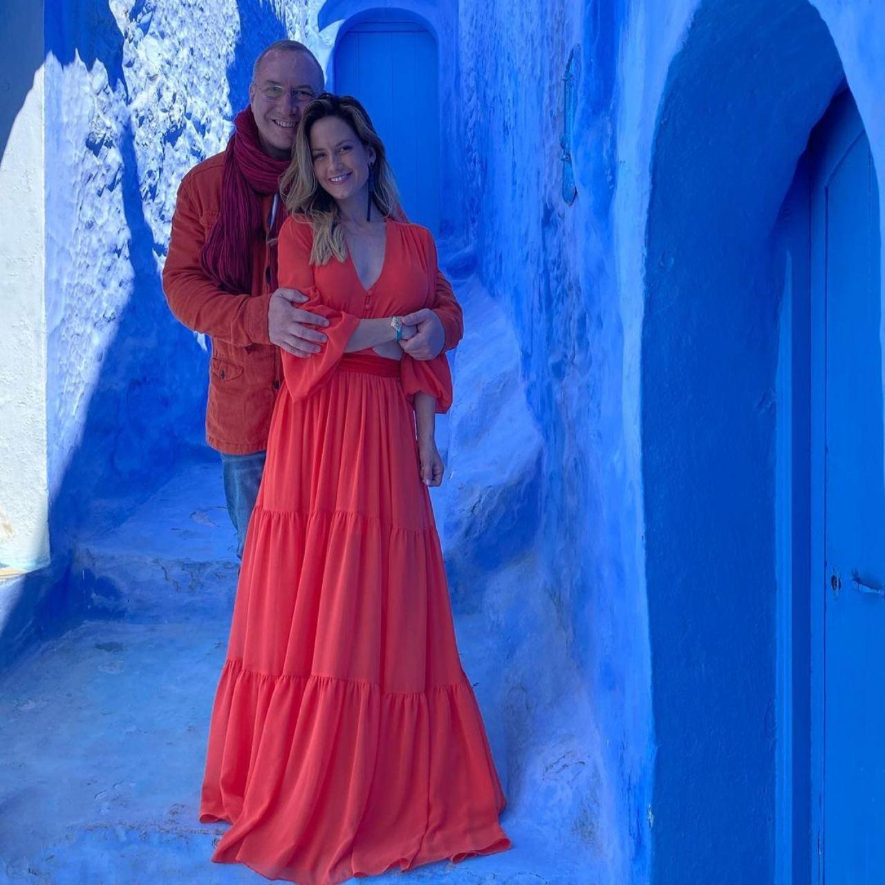 Altair Jarabo se casa con Frederic