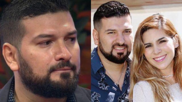 Américo Garza, esposo de Karla Panini, es acusado de sustracción de menores