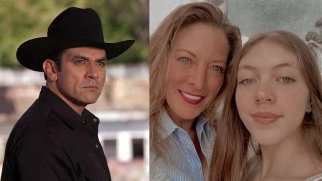Andrea Noli Jorge Salinas no conocio hija