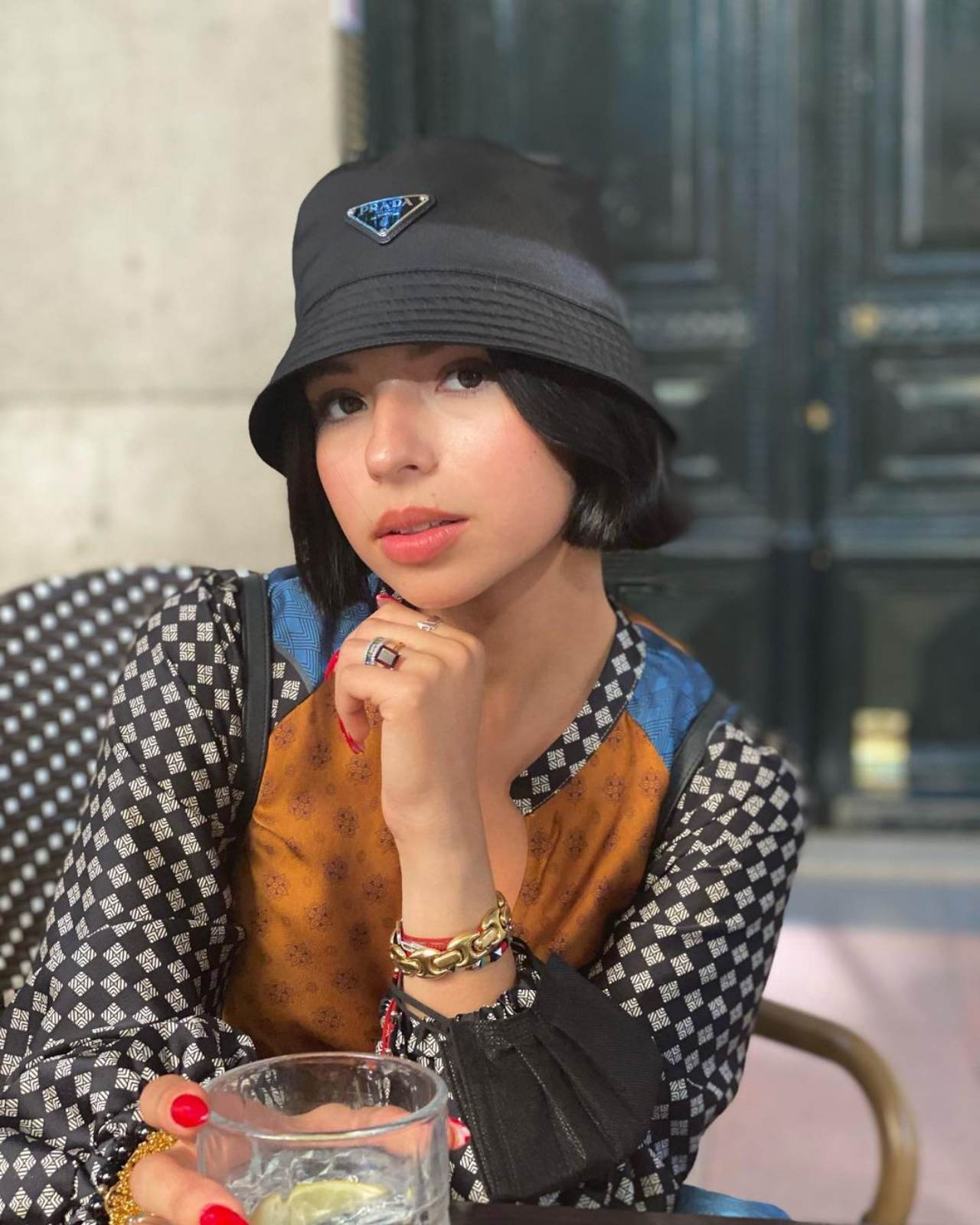 Ángela Aguilar la princesa de la moda