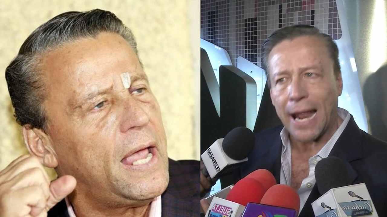 Alfredo Adame revela que no tiene dinero y vende mentadas de madre para sobrevivir