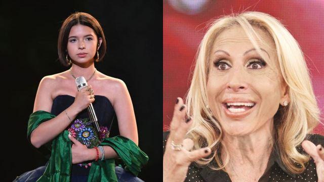 Ángela Aguilar recibe duras críticas de Laura Bozzo en defensa de Karol G