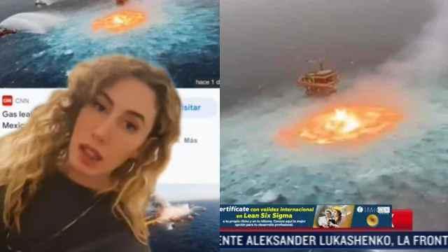 Astrólogos aseguran que incendio de Pemex ocurrió por oposición de saturno y venus
