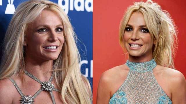 """Britney Spears """"acaba"""" con la tutela posando topless en Instagram"""