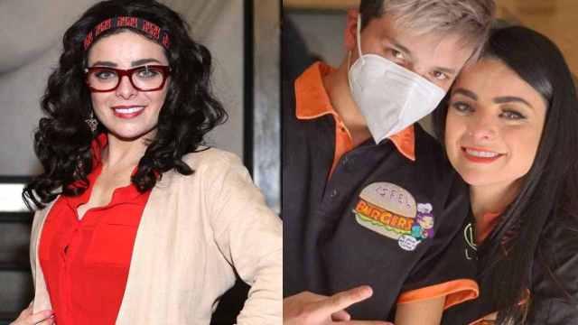 Violeta Isfel acusa de extorsión al hombre que la demandó por despido