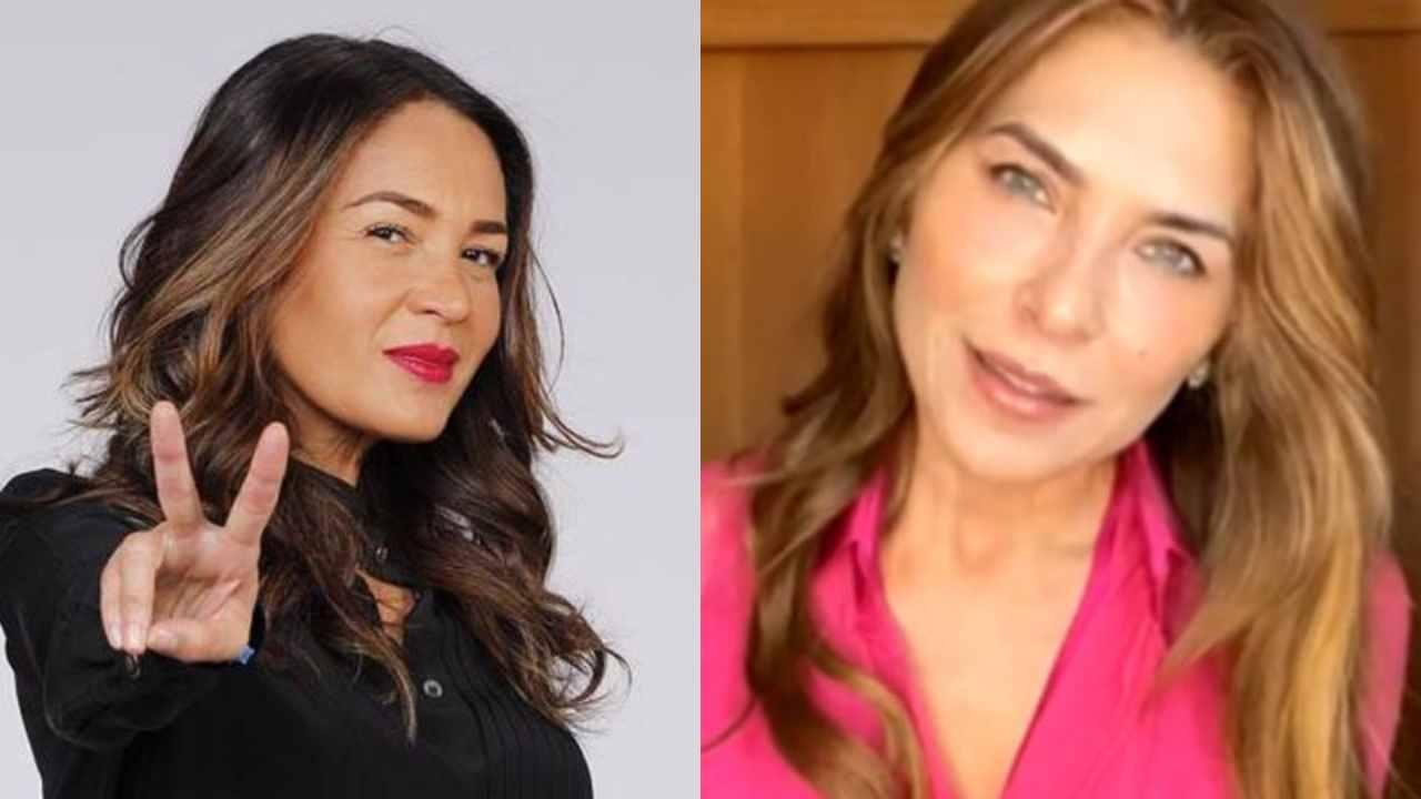 Yolanda Andrade le pide perdón a Lorena Meritano por adicta