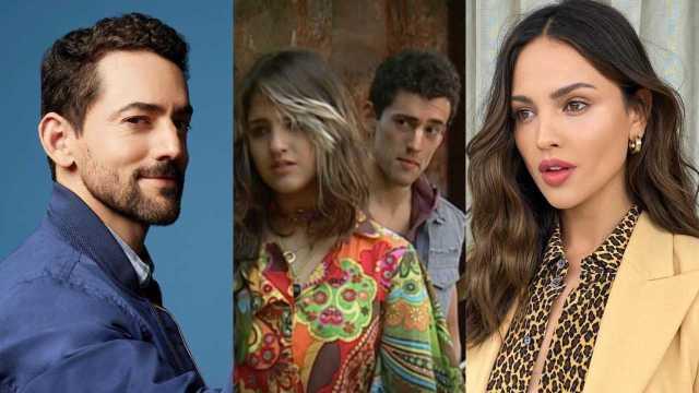 Eiza González y Luis Gerardo Méndez eligirán a los ganadores del Oscar 2022