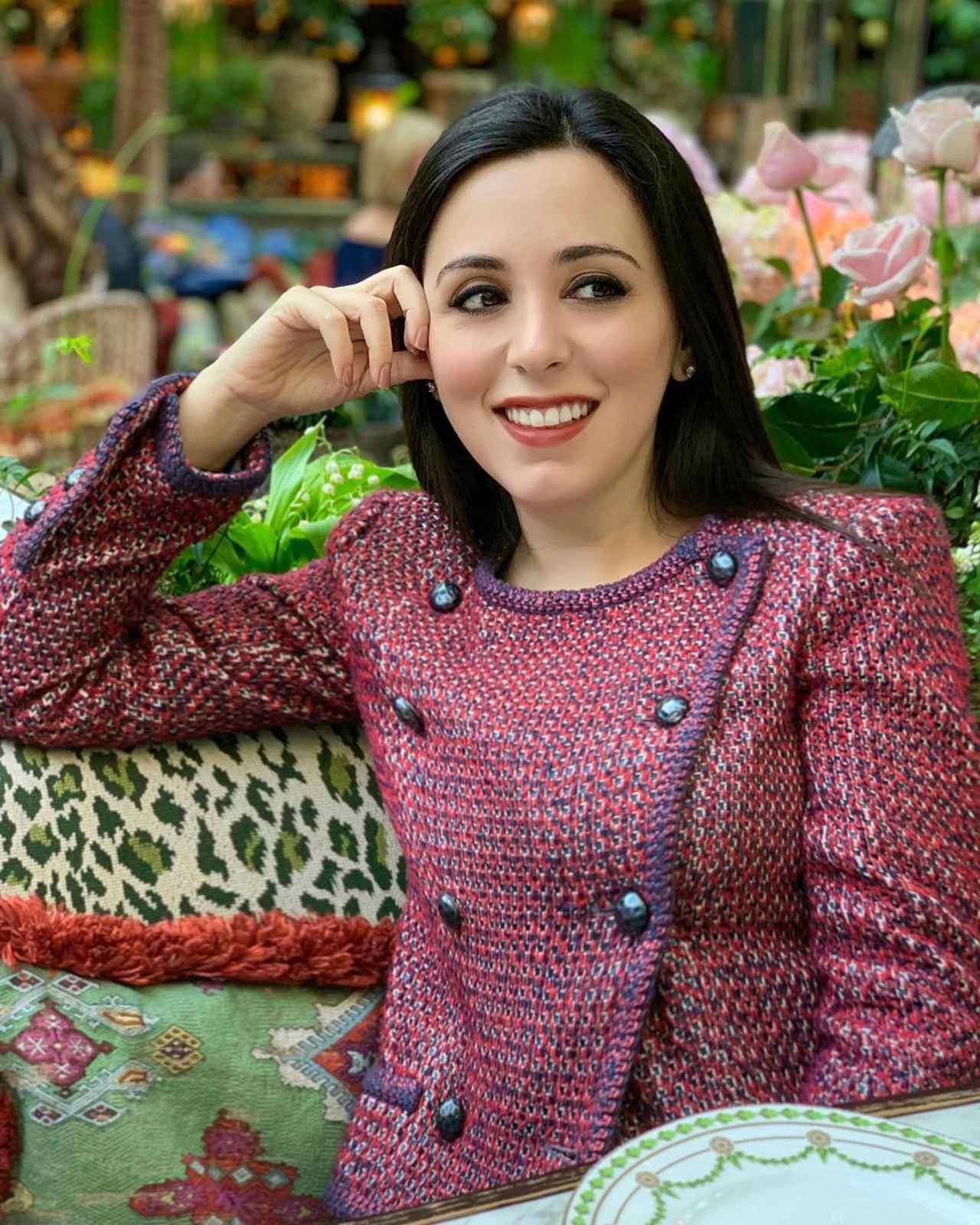 Hanna Jaff confiesa que su exesposo la obligó a pagar sus deudas