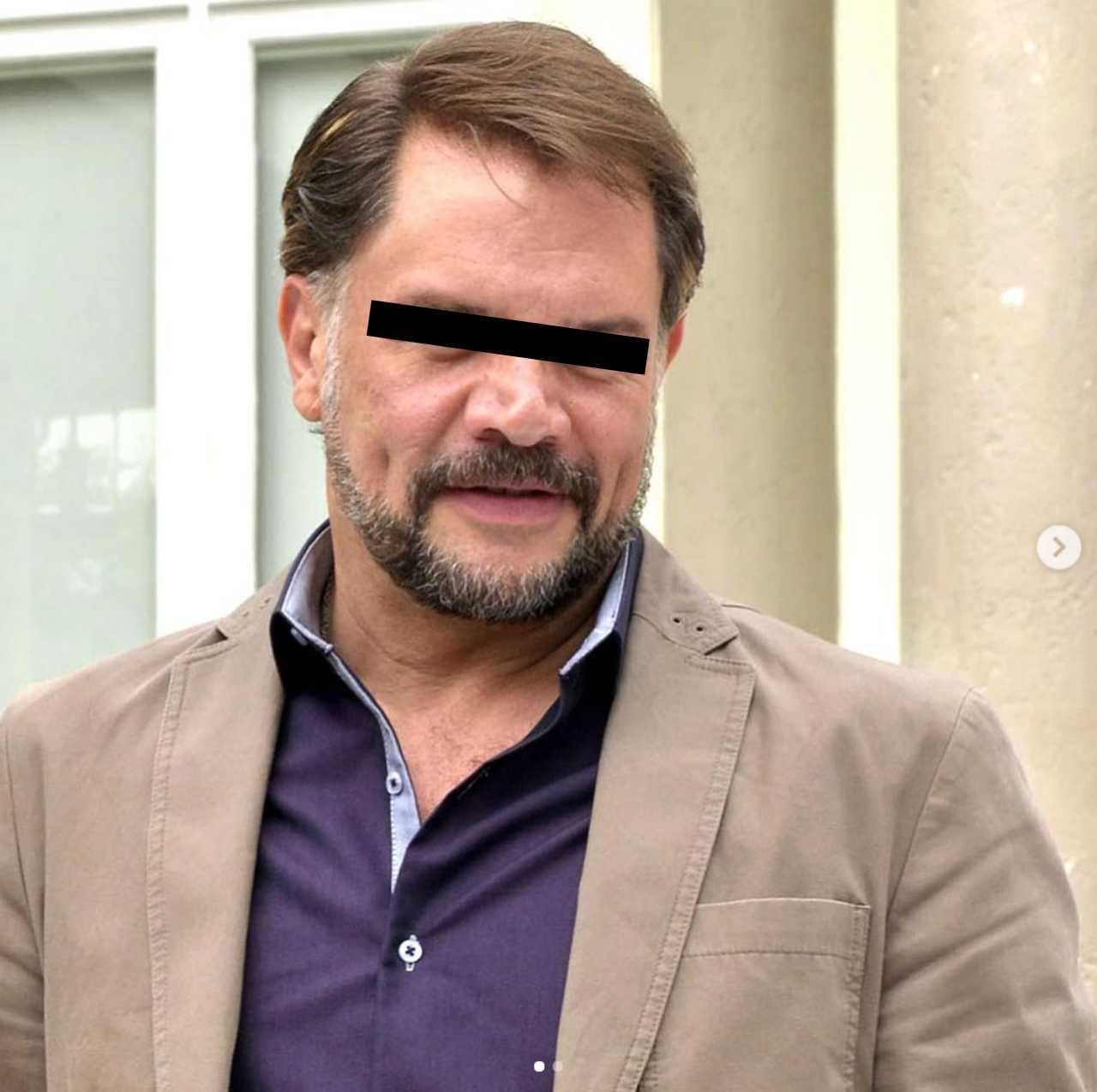 Abogado de Héctor Parra inicia demanda contra Sergio Mayer