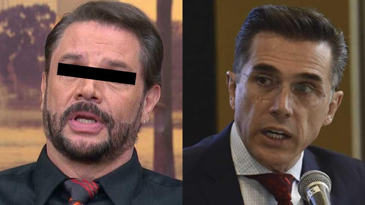 Héctor Parra iniciará demanda contra Sergio Mayer por tráfico de influencias y corrupción
