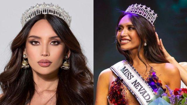 Ella es Kataluna Enriquez, la primera mujer trans en Miss Estados Unidos