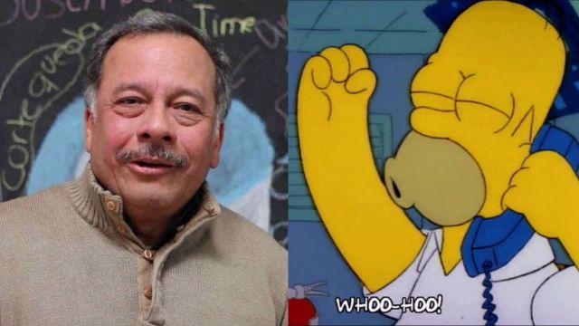 'Los Simpson' regresan con el doblaje original de Humberto Vélez como Homero