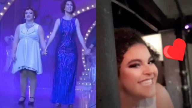 Lucero Mijares: Así luce la actriz antes de salir a escena
