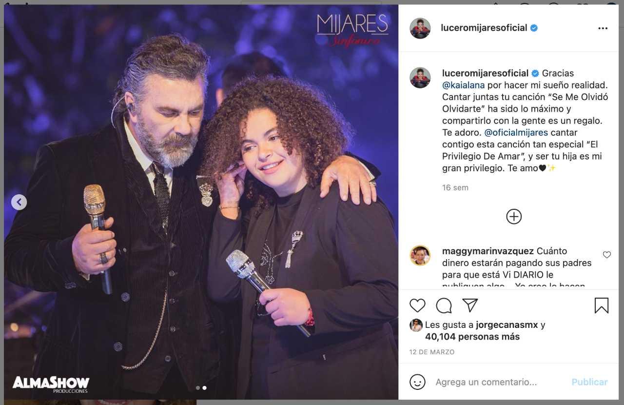 Lucero Mijares y sus fotos más exitosas en Instagram