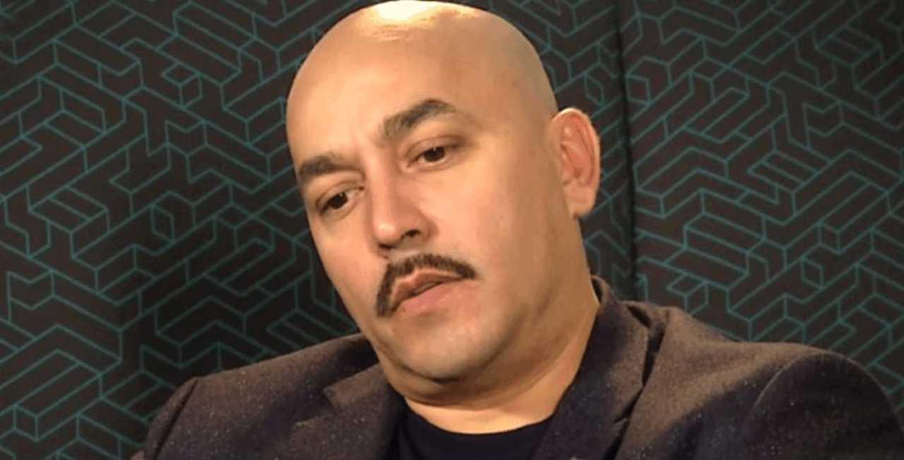 Lupillo Rivera llorando