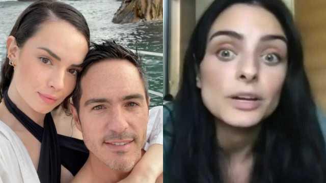 Mauricio Ochmann hace oficial su romance con Paulina Burrola con tierno mensaje