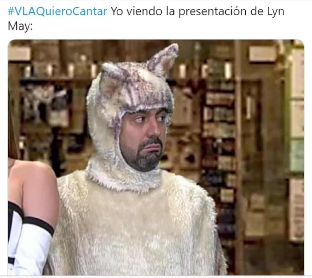 Meme Lyn May Venga La Alegria