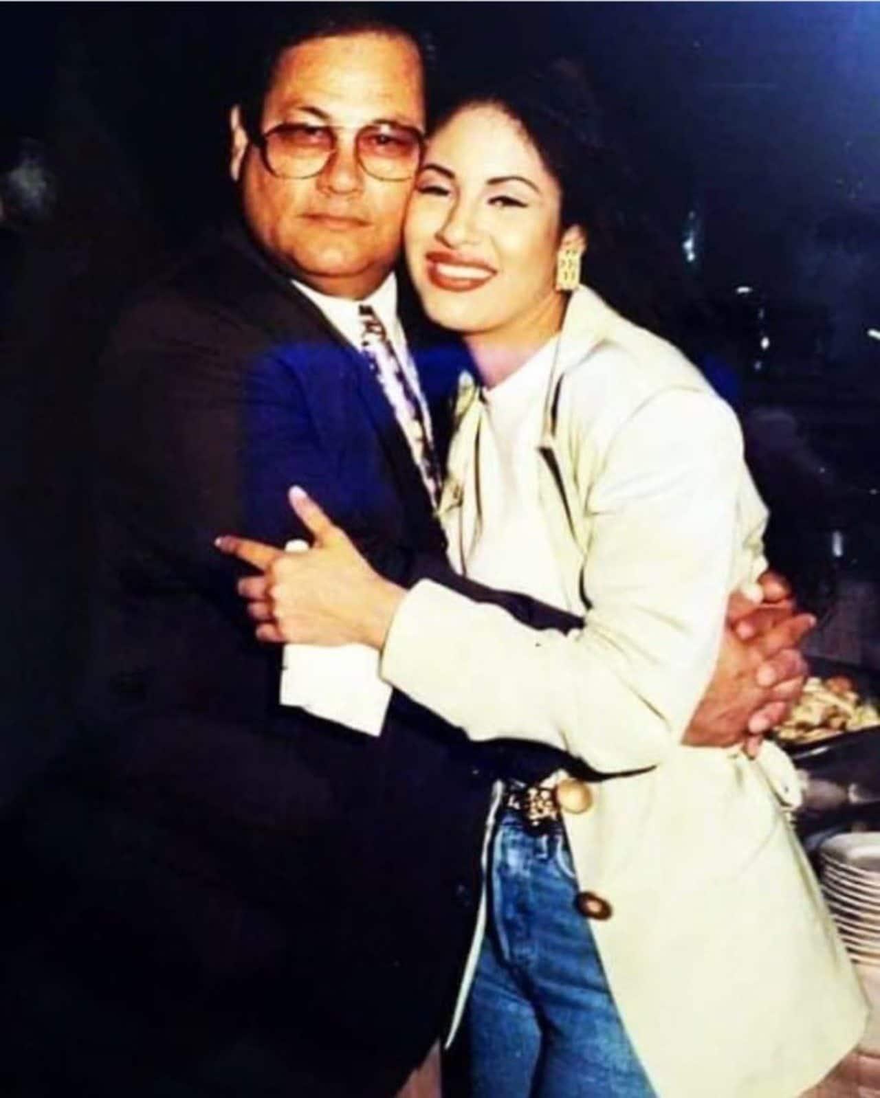 Papa Selena Quintanilla carcel Yolanda
