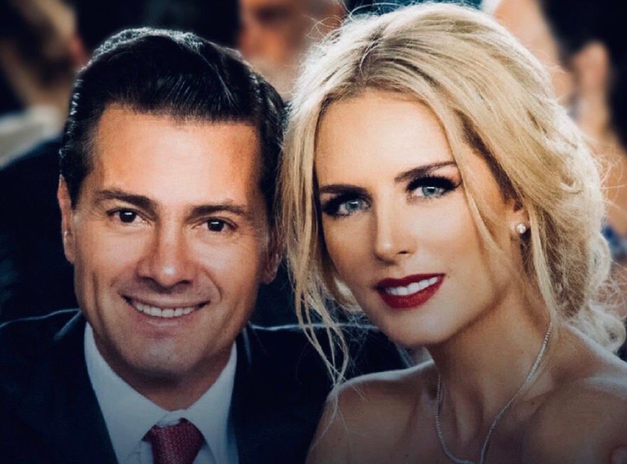 Pena Nieto reaparece novia Tania Ruiz