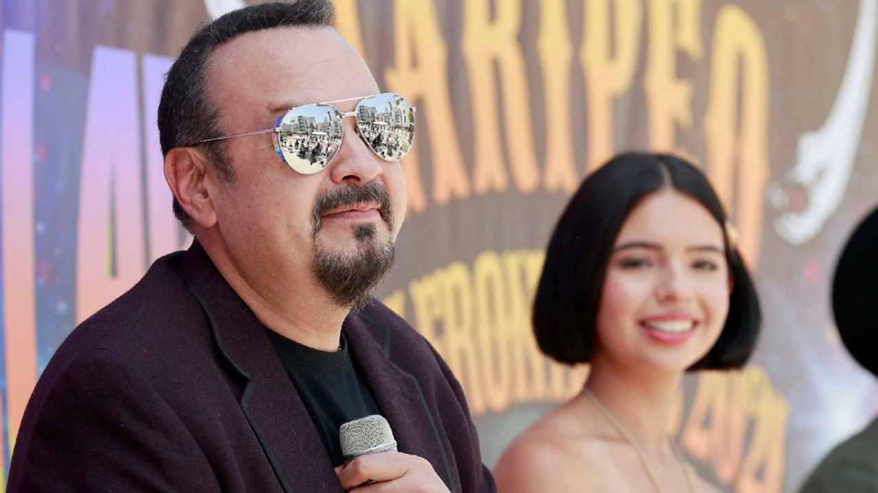Pepe Aguilar se molesta con antivacunas