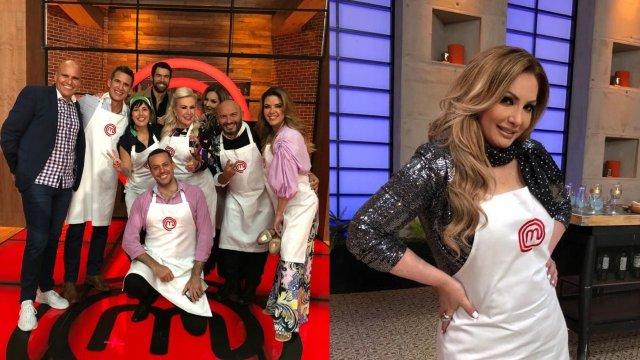 Famosos que estaran Master Chef Celebrity