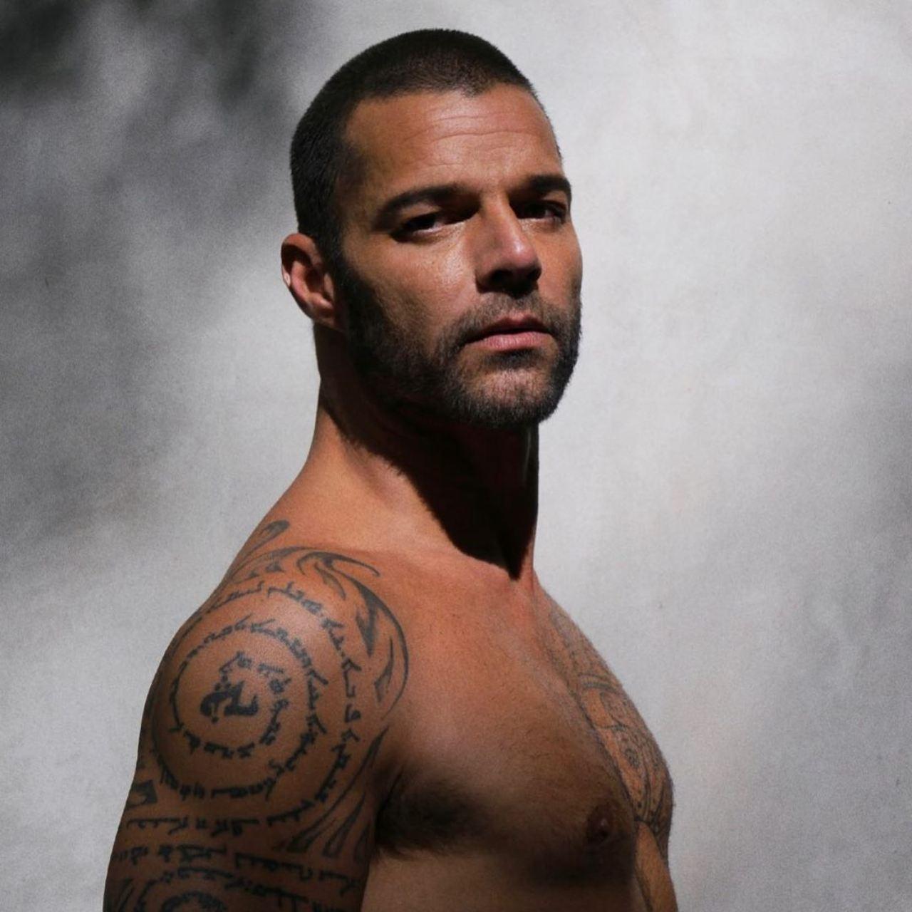 Ricky Martin Alejandra Guzman tuvieron romance